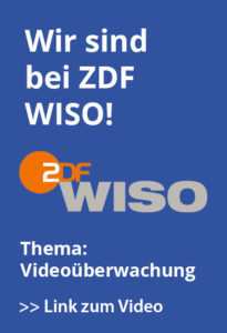 Videoüberwachung bei ZDF